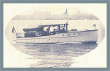 1926 LIGGETT - 40' Bridge Deck Cruiser