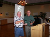 CLASSIC CRUISER - 2nd place - GIL GRANT/MAGGIE KRAFFT - Wooden Lady
