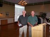 BEST CHRIS CRAFT AWARD - CLASSIC RUNABOUT -  GEORGE HAINEAULT - Bev's Penny