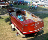 The NFACB's boat One Half