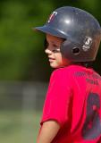 Baseball Action Photos of Landon Hobbs