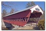Swift River Covered Bridge - No. 47