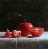 6. Still Life with Tomatoes 11 1/2 x 11 1/2