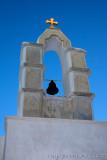 27906 -  Bell Tower in Mykonos