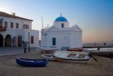 27897 - Mykonos  at dusk