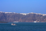 28500 - Arriving in Santorini