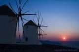 27936R - Mykonos Sunset