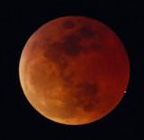 Lunar Eclipse March 3, 2007