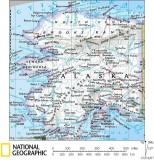 Red Dog Mine and Survey Location in Northwestern Alaska