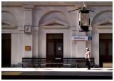 Timeless at Ballarat train station