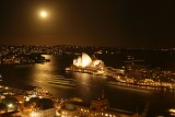 Moon and Sydney harbour.JPG