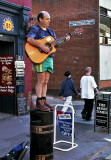 Busking in Youghal