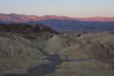 Zabriskie Point at Sunrise #4