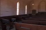 Methodist Church Interior