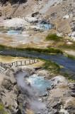 Hot Creek, Geothermal Activity 1
