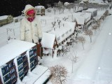 Madurodam in the snow7