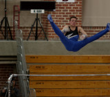 Horizontal Bar Release Front