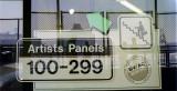 Artists panels, Hed Hook