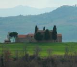 Farmhouse near Montalcino