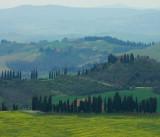 The valleys of Montalcino