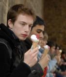 Cones in San Gimignano