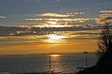 Pegwell Bay Sunset 2, Kent