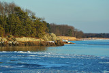 Merrimack River from Deer Island