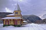 Crawford Notch Station (Crawford's)