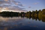 Five Mile Pond at Sunset
