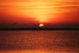 Sun Rise over Cape Canaveral