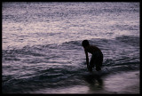 Surf at Sunset I