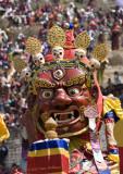 Giant Mahakala Figure