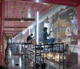 Restoring Frescoes