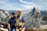 Glynda and Jim at Glacier Point
