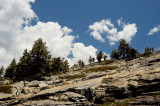 clouds along theTioga road