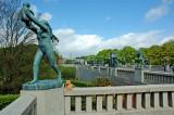 At Vigeland Sculpture Park