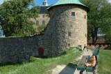 Tom took me to Akershus Fortress!!!!