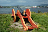 Cannons in Hovedøya Island