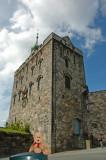 Frimpong visits the Rosenkrantz Tower