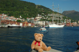I have really become fond of Bergen!