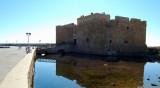 Paphos. Castle.