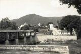 Vista Panoramica del Puente de Tablas y Cerro de la Cruz