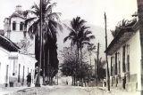 Calle Principal de Ingreso al Pueblo