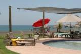 Balneario a la Orilla de la Playa