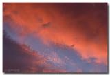 Nebulous Sunset