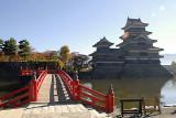 Japan:  Matsumoto, Hakone, Nara