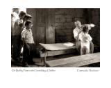Dr. Bobby Fulmer with Chorti Maya Children