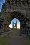 St Andrews Abbey.