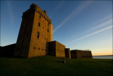 Broughty Ferry Castle.