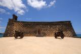 Castillo de San Gabriel.